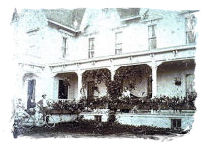 Seven Gables in the 1900's